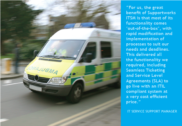 Bucks NHS quote1