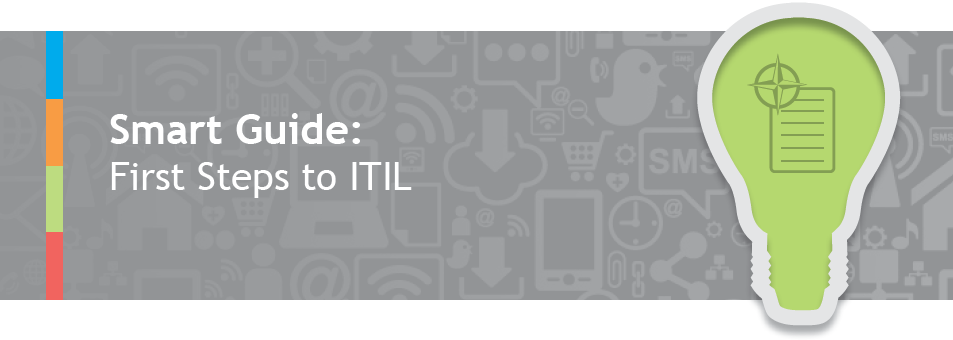 smart guide first steps to itil image